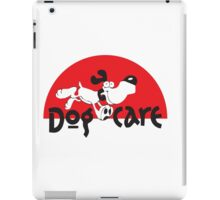 Dog Care iPad Case/Skin