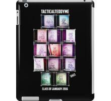 tacticalteddyme winners tee iPad Case/Skin