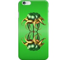Green Atom .. iphone case iPhone Case/Skin