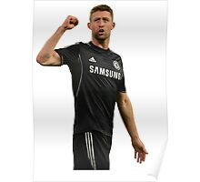Gary Cahill Poster