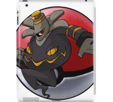 dusknoir pokeball - pokemon iPad Case/Skin