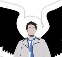 Castiel Wings Sticker