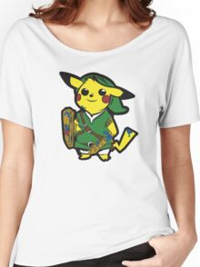 The Legend of Pika Women's Relaxed Fit T-Shirt