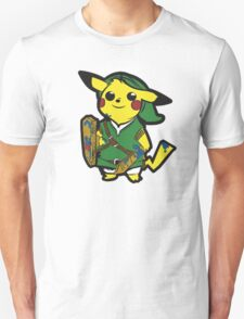 The Legend of Pika Unisex T-Shirt