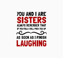 Sisters Laughing Women's Fitted Scoop T-Shirt