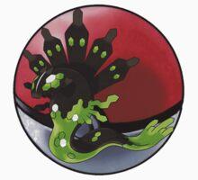 Ygarde pokeball - pokemon by pokofu13