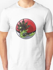 Ygarde pokeball - pokemon T-Shirt