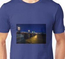 Newport night bridge  Unisex T-Shirt