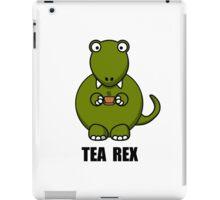 Tea Rex Dinosaur iPad Case/Skin