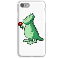 A Sweet Dinosaur iPhone Case/Skin