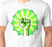 Flower Power Revolution Unisex T-Shirt