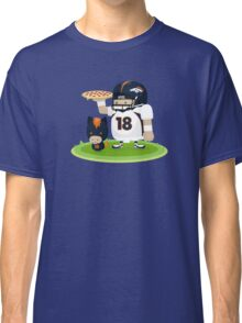 Peyton Manning and Bronco Classic T-Shirt