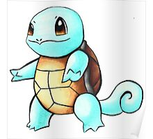 pokemon squirtle Poster