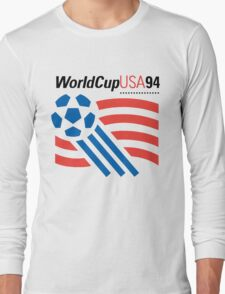 FIFA World Cup 94 USA Long Sleeve T-Shirt