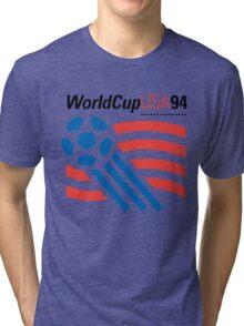 FIFA World Cup 94 USA Tri-blend T-Shirt