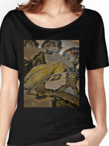 Snake Women's Relaxed Fit T-Shirt