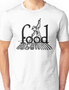 Farming Food Drawing Unisex T-Shirt