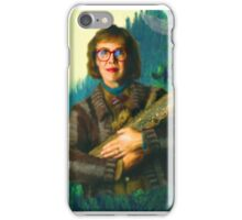 """Twin Peaks The Log Lady  """"The Log Knows"""" iPhone Case/Skin"""