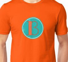 Polka Dot B Unisex T-Shirt
