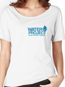 Water Project South Western Uganda by Amatsiko Women's Relaxed Fit T-Shirt