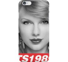 Taylor Swift Obey iPhone Case/Skin
