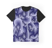 Pattern - Drops Graphic T-Shirt