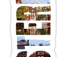 Amsterdam Sticker