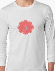 A Cloudy Long Sleeve T-Shirt