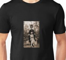 Three Friends in Halifax, Nova Scotia, Canada during WW2. Unisex T-Shirt
