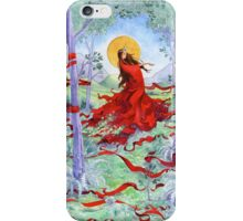 Whispers in the Winds iPhone Case/Skin
