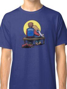 writer & muse Classic T-Shirt