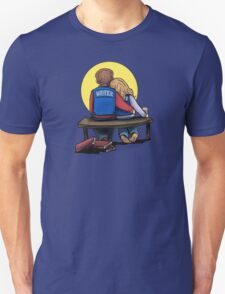 writer & muse Unisex T-Shirt