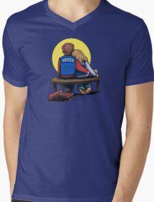 writer & muse Mens V-Neck T-Shirt