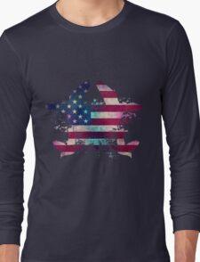 American Freedom Love Long Sleeve T-Shirt