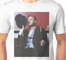 mark gatiss and his tophat Unisex T-Shirt