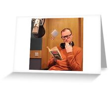 mark gatiss reading Greeting Card