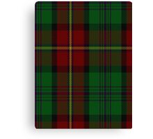 02915 Moffat Fashion Tartan  Canvas Print