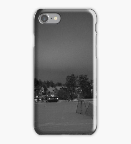 The football goals dream of summer iPhone Case/Skin