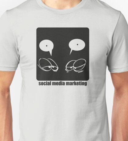 Social media marketing Unisex T-Shirt