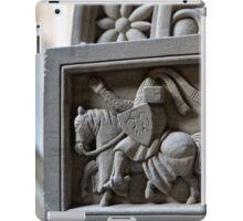 Stone work in  Penrhyn castle2 iPad Case/Skin