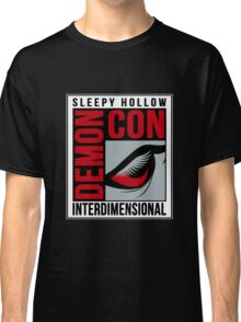Sleepy Hollow Demon Con Classic T-Shirt