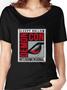 Sleepy Hollow Demon Con Women's Relaxed Fit T-Shirt