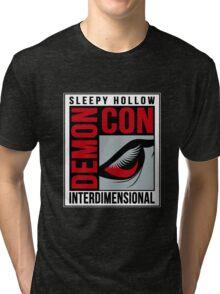 Sleepy Hollow Demon Con Tri-blend T-Shirt