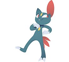 Sneasel Photographic Print
