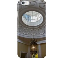 Sudley house-Ceiling and lamp iPhone Case/Skin