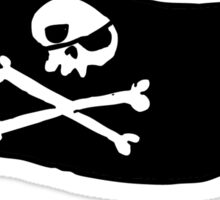 Pirate Flag Sticker