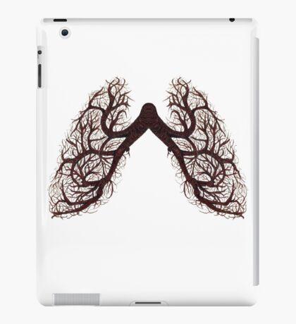 tree lungs iPad Case/Skin