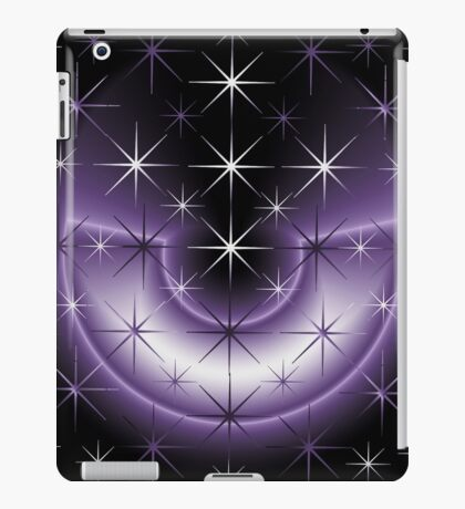 Stars And Purple iPad Case/Skin