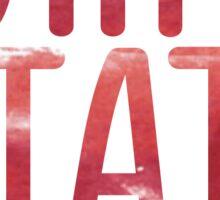 Ohio State University Sticker