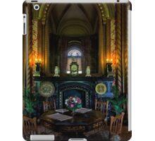 Penrhyn castle-Room3 iPad Case/Skin